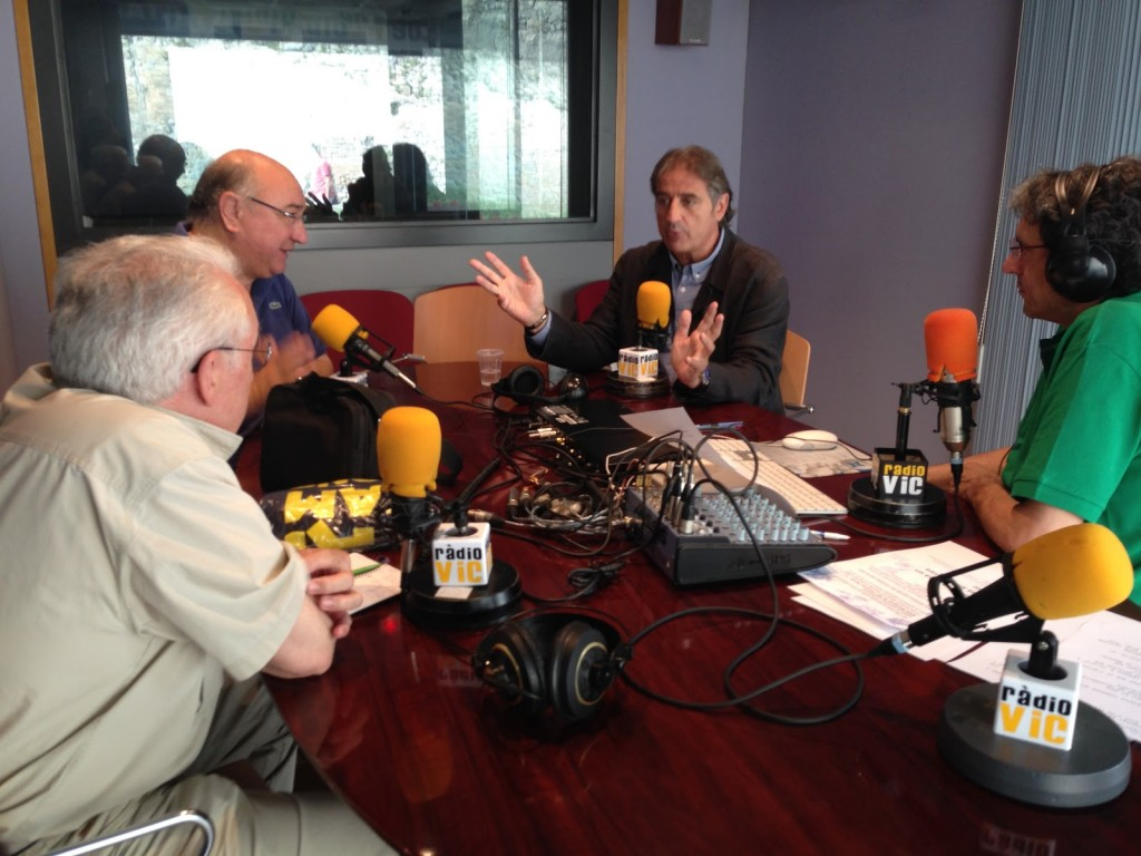 Radio Vic política