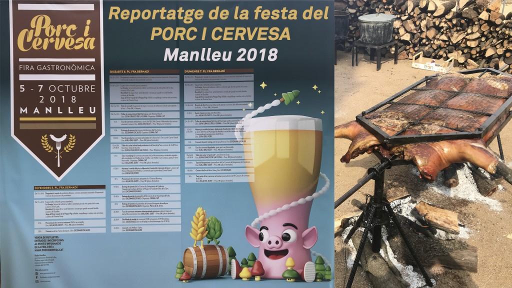 Reportatge de la festa del Porc i Cervesa