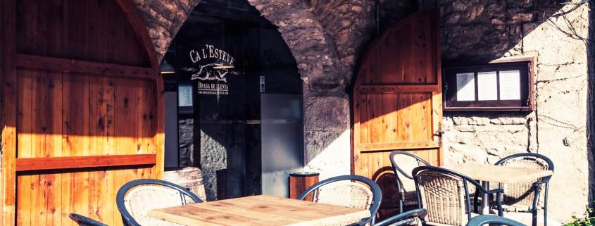 Foto façana Ca L'Esteve