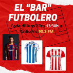 El _BAR_ futbolero